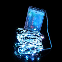 CE&RoHS Battery Micro LED String Fairy Lights Great for Pumpkin Lights & Decorating