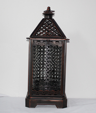 Customize vintage metal candle holder lantern tall moroccan lantern