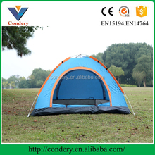 New breadfruit speed automatic open tent outdoor 3-4 person automatic tent outdoor camping tent