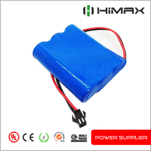 12v 18650 rechargeable lithium ion car battery