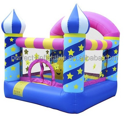 small Fashional design Perfect bouncing castle inflatable for kids
