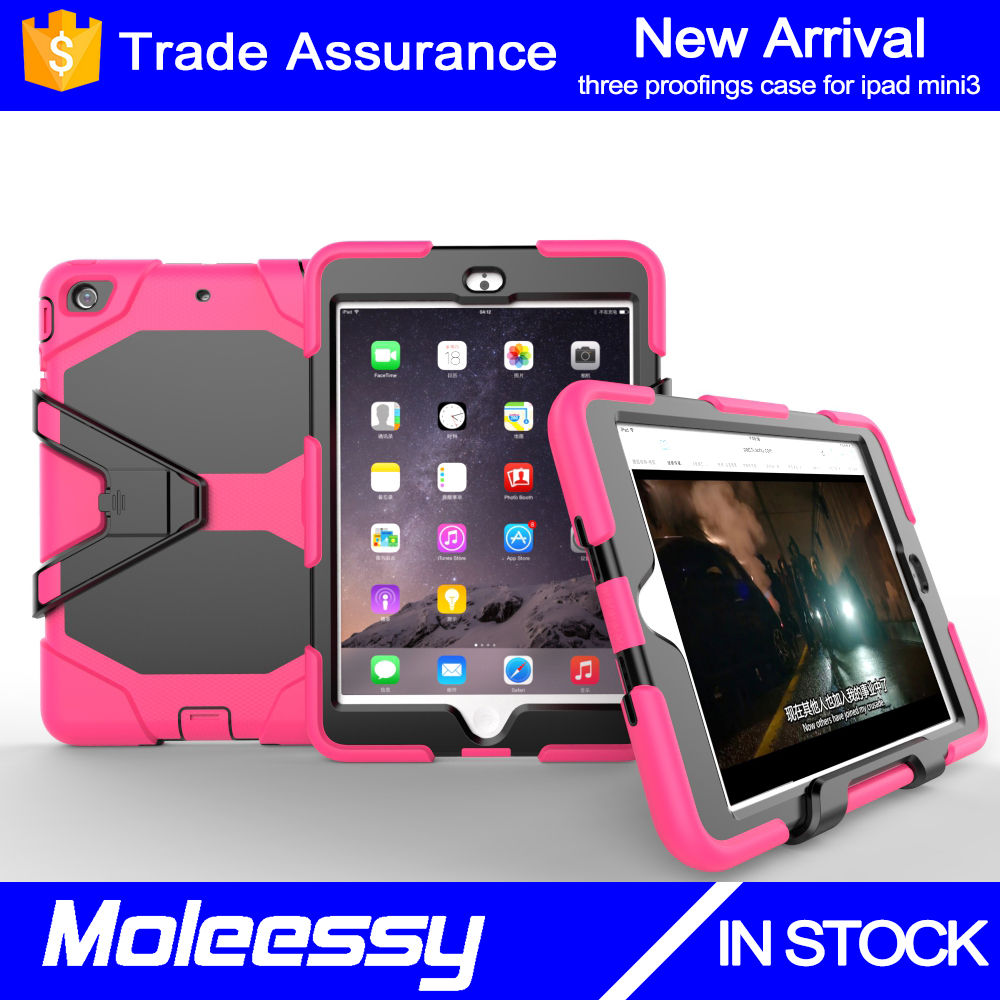 Extreme Military Duty Armor Case Cover for Apple iPad Mini 123/Mini 4 with Screen Protector