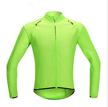 Quick Dry Cycling Jersey Long Sleeve Summer Spring Breathable Men's Shirt