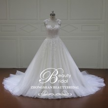 XFM003 crystal luxury chinese wedding dress alibaba wedding dress wholesale