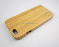 Hot sales natural wood case for iPhone 6, mobile phone case for iPhone 6 wooden case
