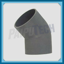 Plastic Pipe Fitting PVC 45 Degree Bend