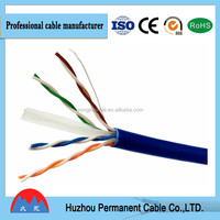 24AWG Parallell Telephone Cable CAT6 UTP