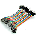 10cm 2.54mm 1pin female to jumper wire Dupont cable