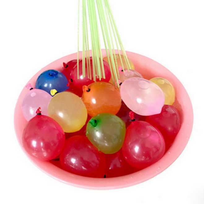 Manufaturer wholesale convenient water balloons bunch gaming waterballoons for outdoor game
