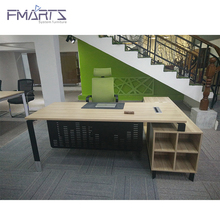 Adopt Advanced Technology Modern Office Table Photos Specifications Melamine Office Desk