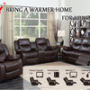 ZOY Modern Furniture Living Room Sectional