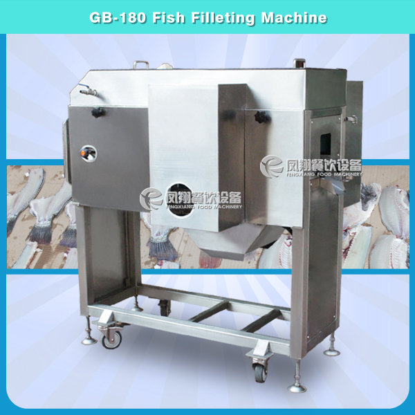 Gb 180 fish fillet machine fish processing equipment buy for Fish fillet machine