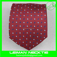 LeiMan's Flashing Classic Mens Polyester Ties