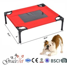 Comfortable Dog Beds Outdoor Fabric Portable Elevated Trampoline Pet Bed