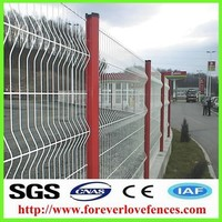 wire mesh fencing dog kennel(manufacturer&expoter)