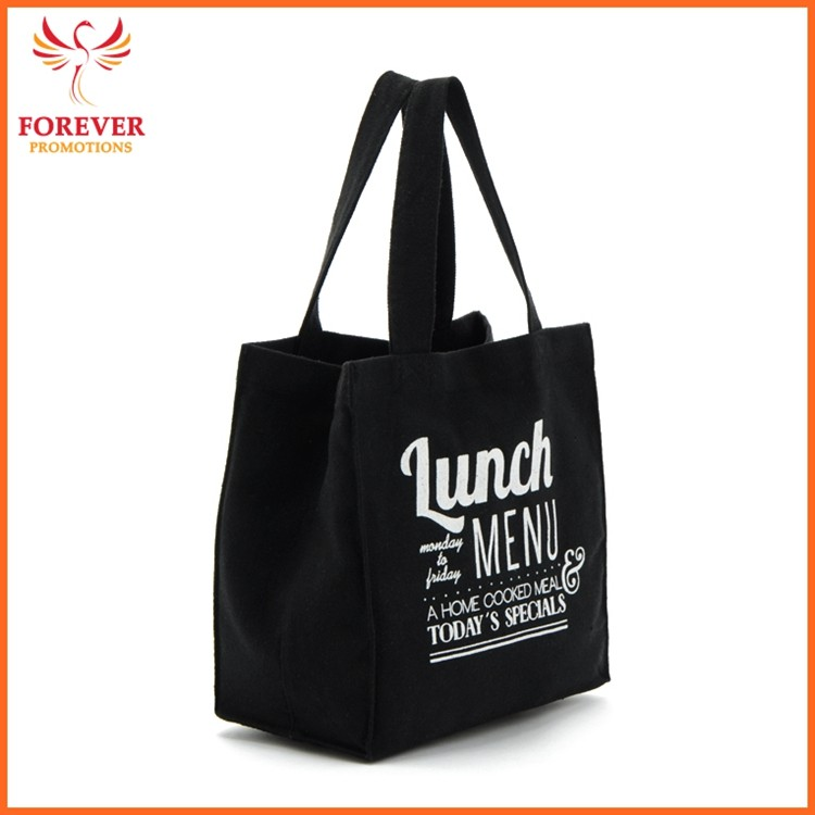 Chinese Supplier Shopping Tote Bags Custom Logo Large Bag With Reinforced Handles