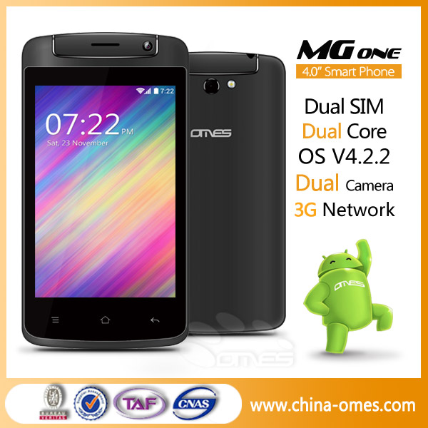 Wholesale Android Dual Sim Card Dual Standby China Handphone 2014 alibaba in russian
