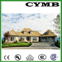 China Multi-storey Prefabricated building with light steel frame
