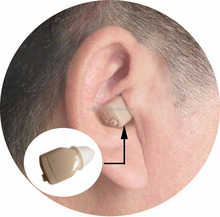 Adjustable Volume frequency hearing aids ,mini invisible rechargeable sound amplifier