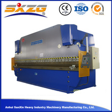 China CNC WC67Y wrought iron bending machine used steel bending machine for sale