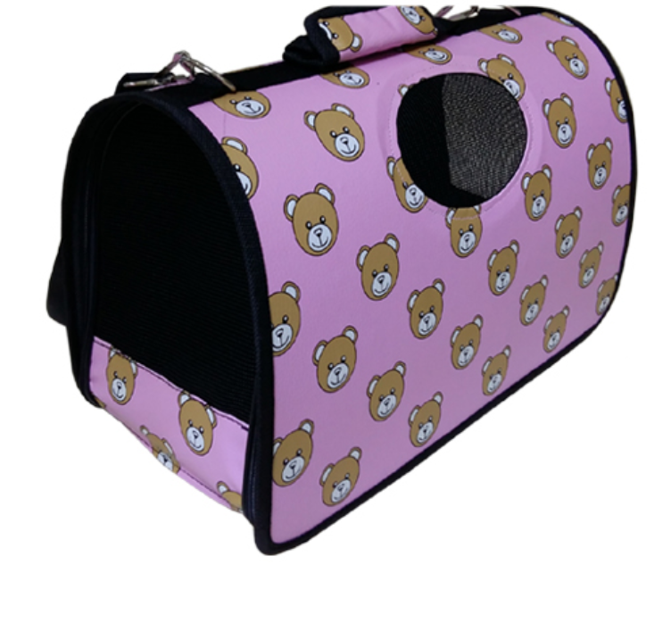 Pet Accessories Manufacturers Dog Bag Pet Carrier pet pink bag NT9301 S