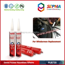 Good Elastic Car Glass One Component PU Sealant