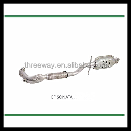 catalytic converter for Hyundai EF SONATA