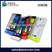 H3039 4inch WVGA lowest price china smart android phone