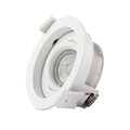 Good Quality Anti Glare Triac Dimmable Gyro Recessed 9W Led COB Integrated Downlight