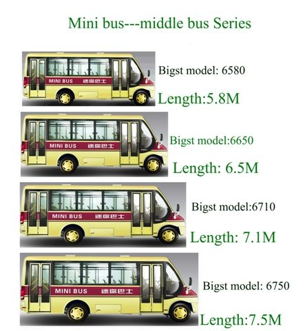 China Passenger Bus Manufacturers Sell 2 2 Seat Layout 22