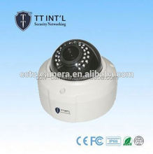 Mobile Viewing security camera,Metal dome 2mp camera,viewer frame mode network cameras