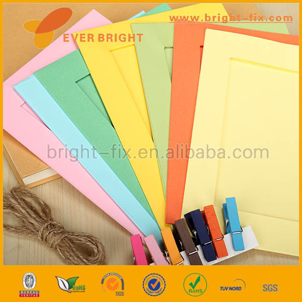 2014 China Supplier Hanging wall paper photo frame/a4 paper size frame