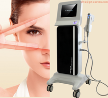 Portable and Stationary Face Lifting Tool HIFU Facial Rejuvenation Beauty Machine