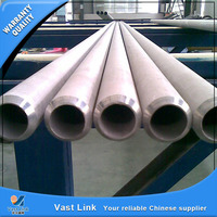 Brand new titanium factory supply best sell welded titanium pipe/tube with great price