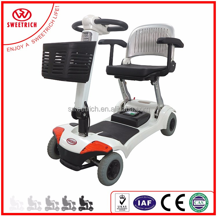 Wholesale High Quality China Manufacturer Handicapped motor scooter