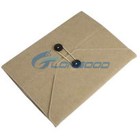 Envelope PU Leather Case Cover Pouch for New iPad 3, for iPad 2