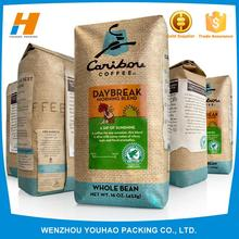 Most Demanding Products In The World Coffee Bags With Valve Wholesale Packaging Bag