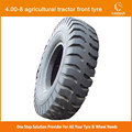Chinese brand 4.00-8 Agricultural tractor front Tyre with good quality