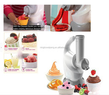 new fruit banana home made healthy ice cream maker as seen on TV dessert maker