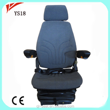 China Promotional Hydraulic Comfortable Truck Driver Seat