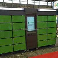 Commercial Logistics Refrigerated Locker For Sale