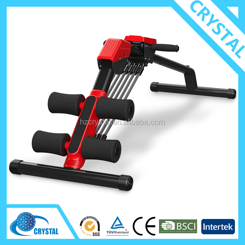 SJ-241 Wholesale Home fitness belly exercise equipment with monitor