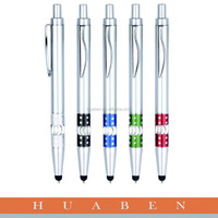Huaben Promotional Metal Ball Pen For