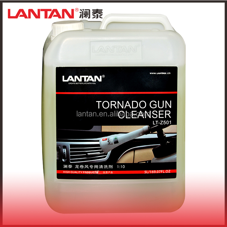 LANTAN Tornador cleaner for car wash Ratio 1:10 for car interior cleaning
