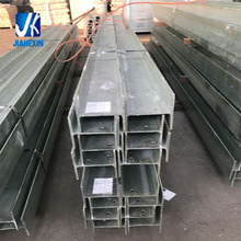 Pre-fabricated galvanized building construction material