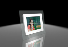 acryl photo frame with magnets acrylic sign holder certification display stand led advertising acrylic photo frame