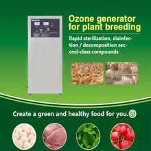 O3 Pure Multi-Purpose Fruit Vegetable Washer and Ozone Generator Water and Air