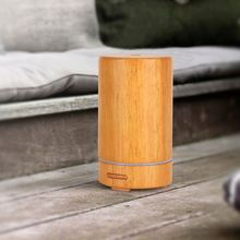 Lm-002W 100Ml Shenzhen Mini Portable Bpa Free Ultrasonic Essential Oil Aroma Diffuser Humidifier Cool Mist Zen Diffuser