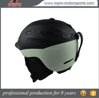 100% Carbon Fiber open face motorcycle Helmet