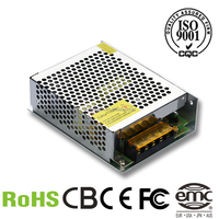 8.3a ac to dc led power supply, 12v 100w dc switching power supply